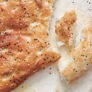 Turkish Flatbread with Sesame Seeds (Pide Ekmeği or Ramazan Pidesi)