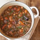 Lamb and Dried Apricot Stew
