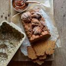 Gluten-Free Spiced Pecan Pumpkin Quick Bread