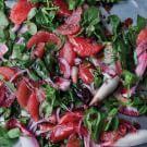 Pink Grapefruit & Sumac Salad