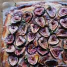 Fig & Goat Cheese Tart