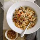 Gluten-Free Spicy Cauliflower Pasta