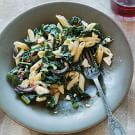 Pennette with Kale and Feta