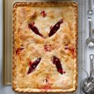 Cherry Slab Pie
