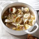 Bouillabaisse with Red Pepper Rouille