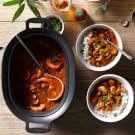 Spicy Slow Cooker Gumbo