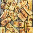 Roasted Zucchini with Anchoiade