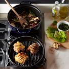 Seamus Mullen's Asian Braised Chicken in Lettuce Cups
