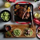 Ray Garcia's Carne Asada Tacos