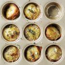 Parmesan and Herb Potato Stacks
