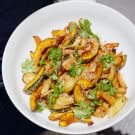Autumn Vegetables with Miso Brown Butter