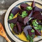 Indian-Spiced Roasted Beets