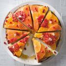 Orange-Scented Almond Torte