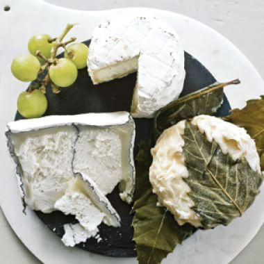 Goat's and Sheep's Milk Cheeses