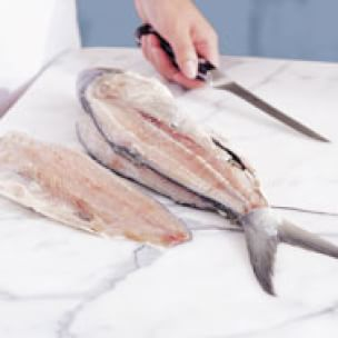 Cleaning and Filleting a Fish