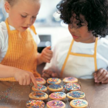 Cooking with Kids: Baking