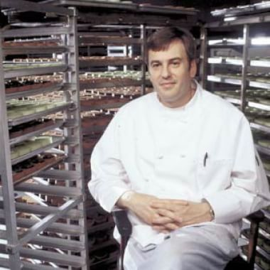Pastry Chef Jean-Yves Charon