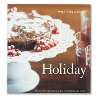 Book Brief: Williams-Sonoma Holiday Entertaining