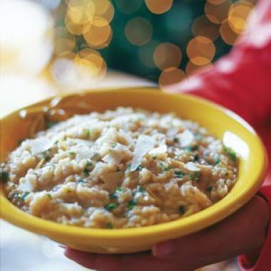 Italian Seafood Dinner on Christmas Eve