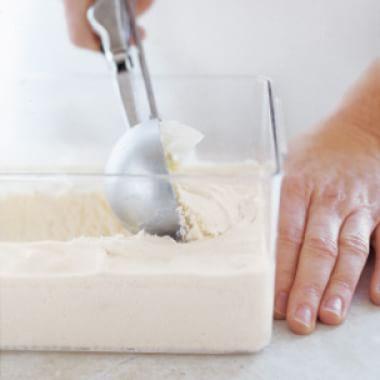 Storing Ice Cream