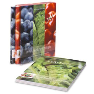 Book Brief: Williams-Sonoma New Healthy Kitchen Series
