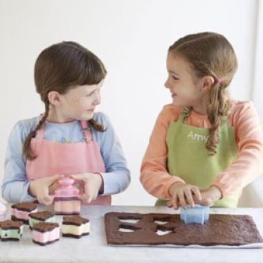 Kids in the Kitchen: Cool Frozen Treats