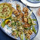 Gaby's Grilled Chicken Skewers
