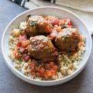 Moroccan-Style Meatballs