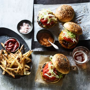 Beyond the Basic Burger