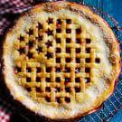 Cherry-Ginger Pie