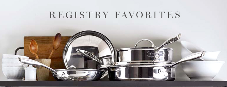 Registry Favorites
