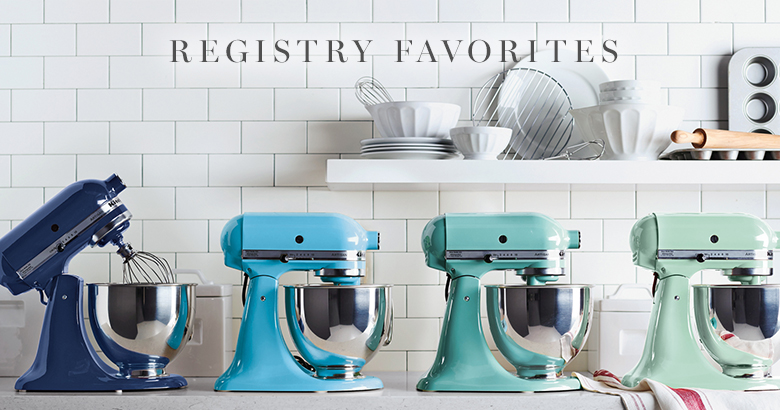 Registry Favorites