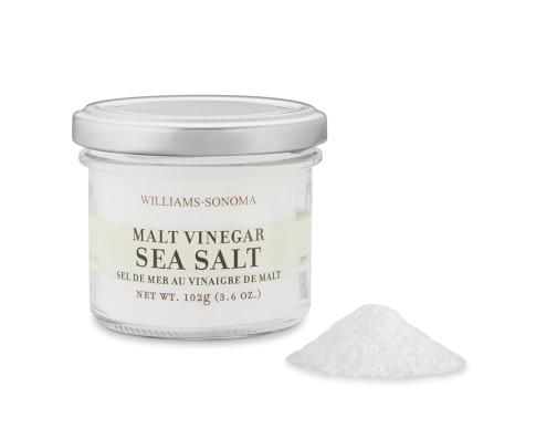 Williams-Sonoma Malt Vinegar Sea Salt
