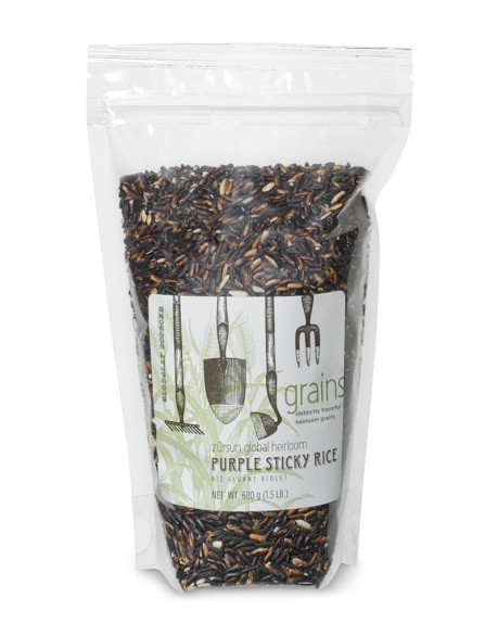 Zürsun Purple Sticky Rice