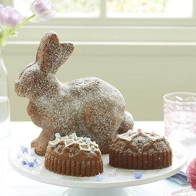 Nordic Ware Bunny Cake Pan Recipe