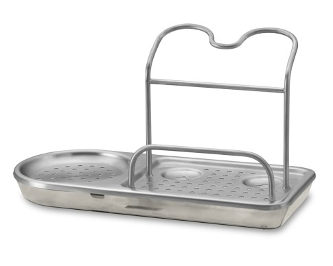 OXO Stainless-Steel Sink Organizer