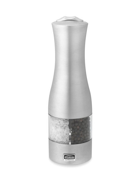 Trudeau Dual Electric Salt & Pepper Mill
