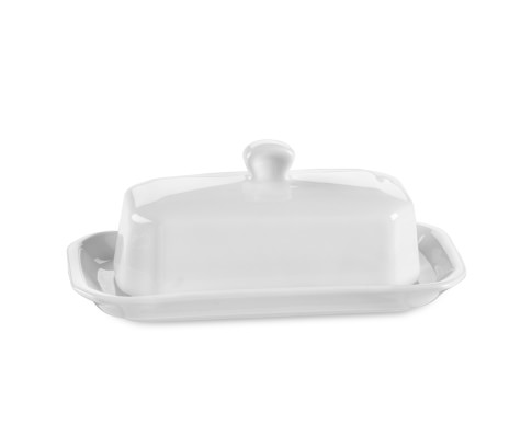 Pillivuyt Covered Butter Dish