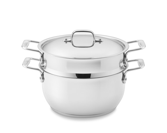 All-Clad Gourmet Accessories Steamer, 5-Qt.