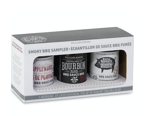 Williams-Sonoma Smoky BBQ Sauce Gift Set