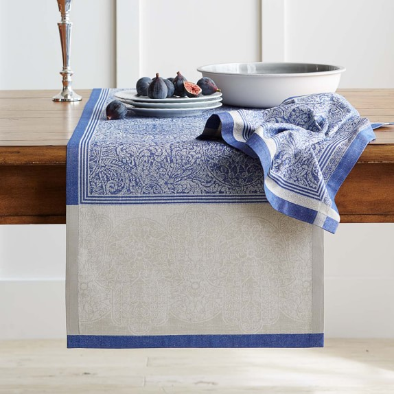 Hand of Miriam Jacquard Table Runner