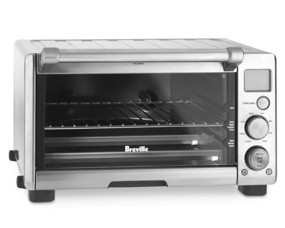 Breville Compact Smart Oven, Model # BOV650XL