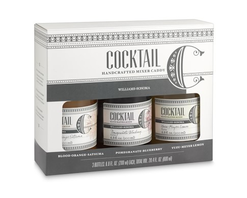 Williams-Sonoma Cocktail Mixer Caddy