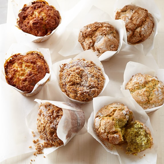 Assorted Muffins, Set of 8