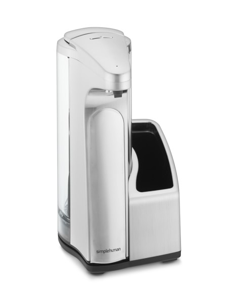 simplehuman™ Soap Dispenser with Caddy