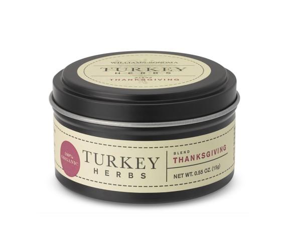 Turkey Herbs, Set of 2