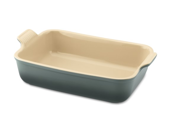 Le Creuset Heritage Stoneware Rectangular Dish, 7