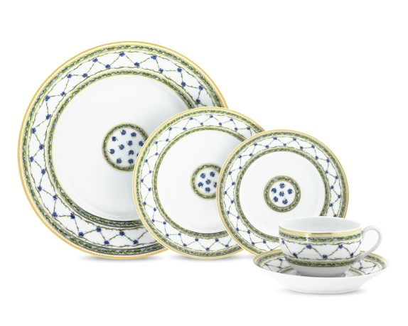 Raynaud Allee Royale 5-Piece Place Setting
