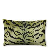 Scalamandre Tiger Pillow Cover, 14