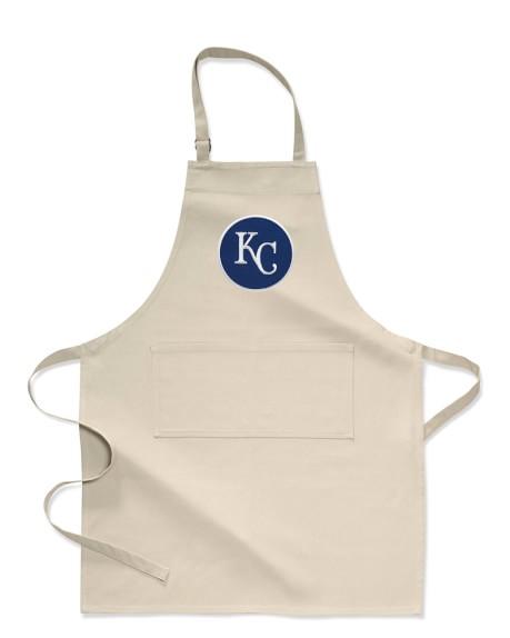 MLB™ Kansas City Royals, Adult Apron, Khaki